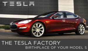 Tesla Model S - new factory